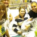 1st Baby Born JULIAN with STAFF 2